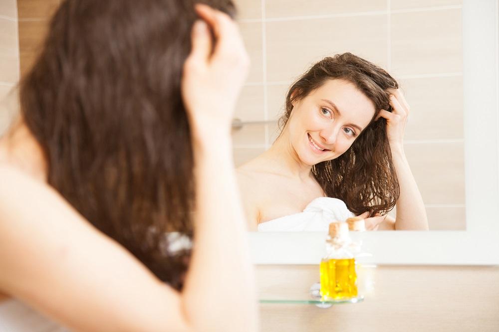 Andere Methoden der Haarpflege mit Ölen